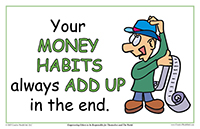 Your Money Habits always Add Up In The End