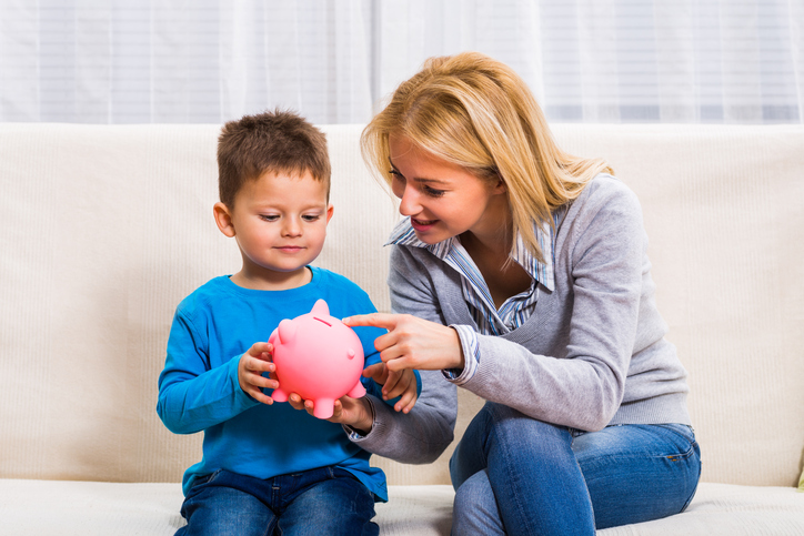Burning Question: When is the best time to teach my children about money?