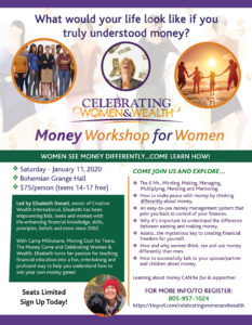 celebrating women and wealth