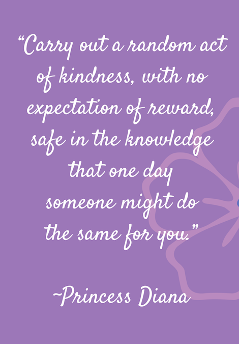 Random Acts of Female Kindness