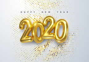 Happy New Year for 2020 plus 20% coupon!