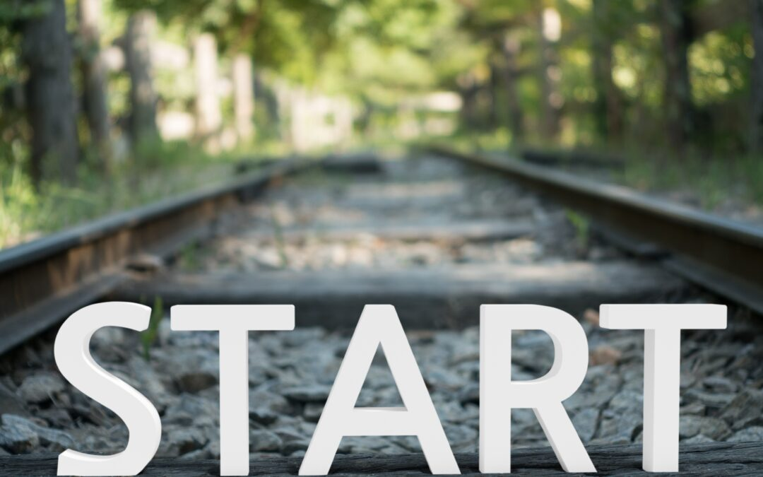 5 Steps to Getting Started On Anything