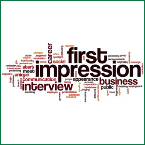 teaching first impressions
