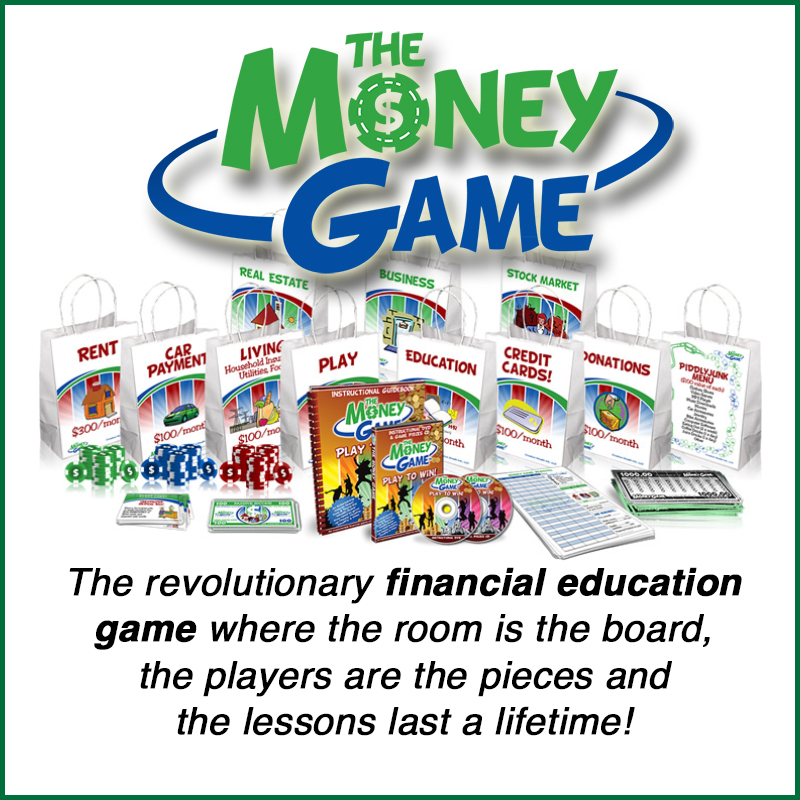 the money game for kids