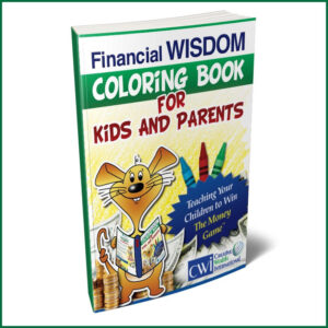 money coloring book for kids